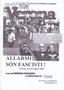 Allarmi son fascisti